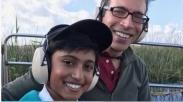 Pria Ini Ungkapkan Rasa Dukanya Kehilangan Putra Semata Wayang di Bom Paskah Sri Lanka