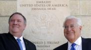Mengejutkan! Duta Besar Amerika Sebutkan Hal Inilah  Senjata Rahasia Bangsa Israel