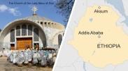 Kota Kristen di Etiopia Tempat Tabut Perjanjian, Tolak Muslim Bangun Tempat Ibadah