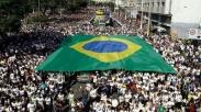 3 Juta Orang Berbaris Bagi Yesus di Brazil Serukan Bahwa Negaranya Milik Yesus