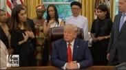 Donald Trump Undang Para Korban Persekusi Keagamaan Dari Berbagai Negara Ke Gedung Putih