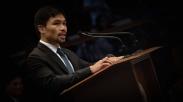Pidato Politik, Manny Pacquiao Pakai Ayat Alkitab Untuk Dukung Penerapan Hukuman Mati