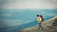 Jangan Takut Dengan Luka Melepuh, Teruslah Daki Gunung Tuhan Itu