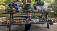 Penyintas Kanker Usia 5 Tahun Ini, Sumbangkan Ribuan Mainan di Hari Ulang Tahunnya