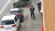 Duka di Hari Raya Yom Kippur, Penembakan Dekat Sinagoga di Jerman Sebabkan 2 Orang Tewas