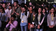 Franklin Graham Buat KKR di Kamboja, Klaim Ada 1396 Orang Terima Yesus