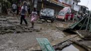 Banjir Melanda, Wapres Ma'ruf Amin Instruksikan Rumah Ibadah Jadi Posko Menolong Korban