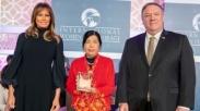 Lakukan Advokasi Untuk Orang Hilang, Isteri Pendeta Malaysia Ini Terima Penghargaan