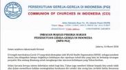 Meresponi Virus Corona (COVID-19), PGI Himbau Agar Jemaat Ibadah Dari Rumah