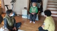 Kabar Gembira, Nenek 96 Tahun Jadi Orang Tertua Yang Sembuh Dari Corona Virus di Korsel