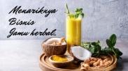 Menariknya Peluang Bisnis Jamu, Minuman Herbal Kesehatan Yang Melejit di Masa Wabah COVID