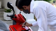 Dikira Dapat Hadiah, Tahunya Menang Lelang Motornya Jokowi. Yuk Kenal Apa Itu Lelang