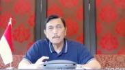 Luhut Ingatkan Pemimpin Gereja Untuk Jangan Bosan Kotbahkan Tentang Disiplin di New Normal