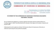 Pernyataan PGI Terkait Ledakan Lebanon, Ajak Lembaga Internasional dan Gereja Untuk Bantu