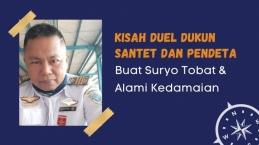 Kisah Duel Dukun Santet & Pendeta Buat Suryo Tobat & Alami Kedamaian