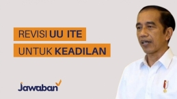 Presiden Jokowi Suarakan Revisi UU ITE, Banyak Yang Setuju. Ini Sebabnya!