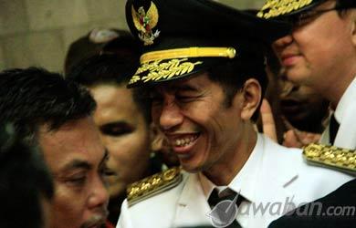 Jokowi Serahkan Urusan Lurah Lenteng Agung ke Camat