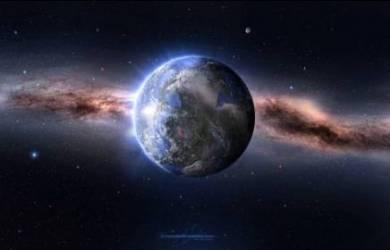 Tuhan Berfungsi Seperti Google Earth