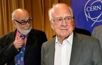 Penemu 'Partikel Tuhan' Diganjar Hadiah Nobel