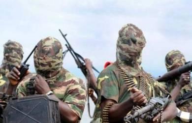 Sadis! Boko Haram Habisi Ratusan Warga Nigeria Saat Beribadah