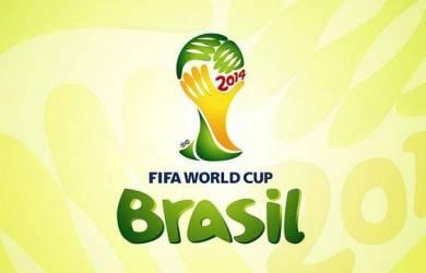 Piala Dunia 2014: Hasil Pertandingan Grup A dan Grup B