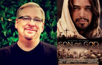 Son of God Siap Dirilis, Para Pendeta Ikut Sibuk