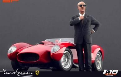 Enzo Ferarri, Tentara Perang Dunia yang Berhasrat Jadi Pembalap